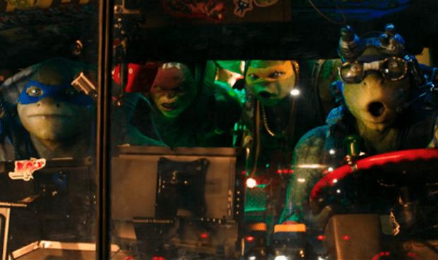 10 maneras en que no nos echaron del set de TMNT Out Of The Shadows