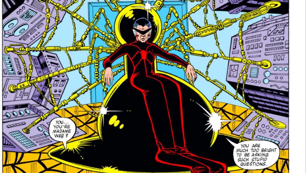 """¡""""Madame Web"""" ya tiene su director! Deets Inside"""