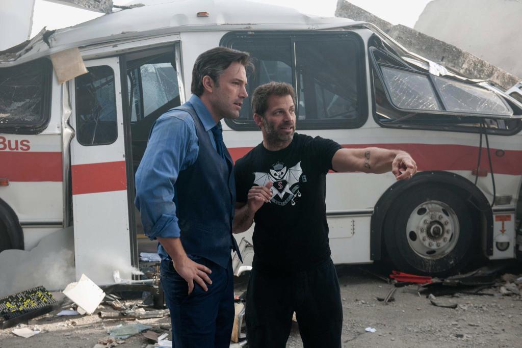 Entrevista a Zack Snyder: Batman V Superman