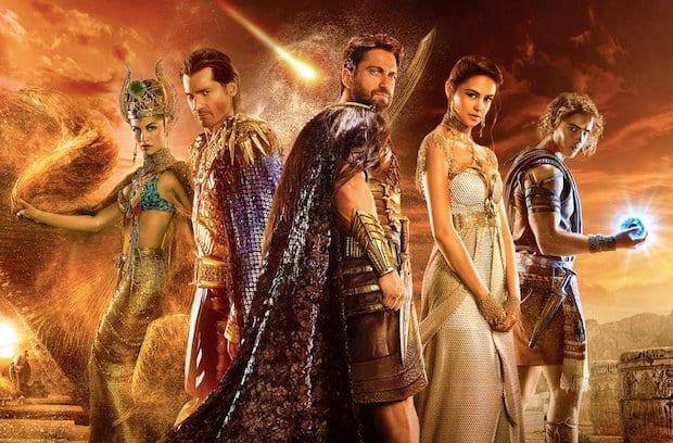 Revisión de dioses de Egipto