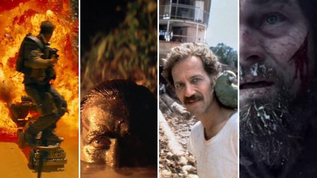 Elogio de los cineastas que salen en una extremidad