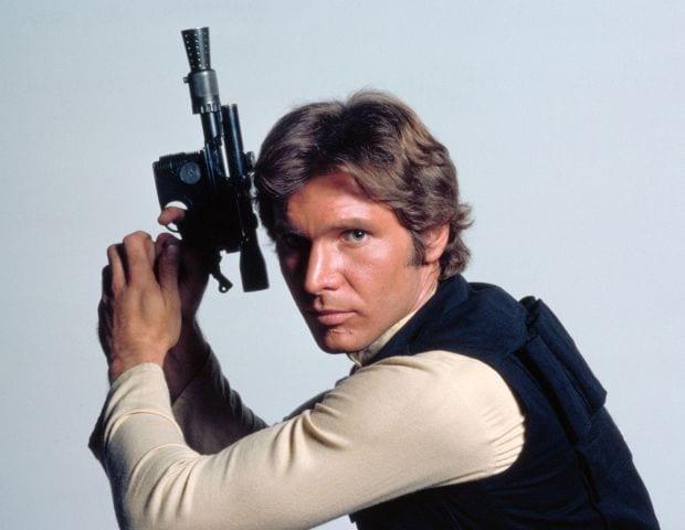 Star Wars: La historia de Blaster de Han Solo y lo que podría significar para Rey