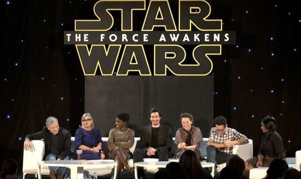 21 cosas que aprendimos de la conferencia de prensa de Star Wars