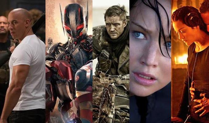 30 mejores películas de 2015