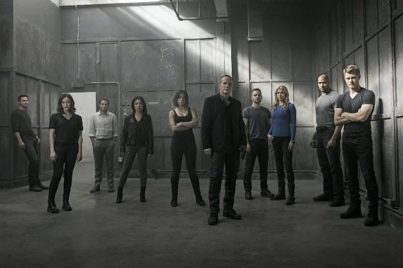 Agentes de proteccion. Renovado para una cuarta temporada por ABC