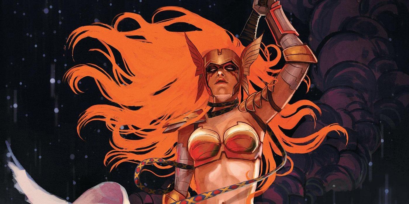 Angela: cómo Marvel cambió los orígenes del ángel engendro