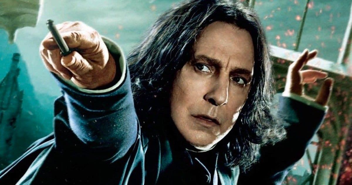 Autor de Harry Potter revela inspiración de la vida real detrás del nombre de Snape