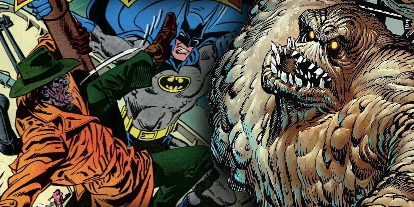 Batman: cada versión de Clayface, explicada