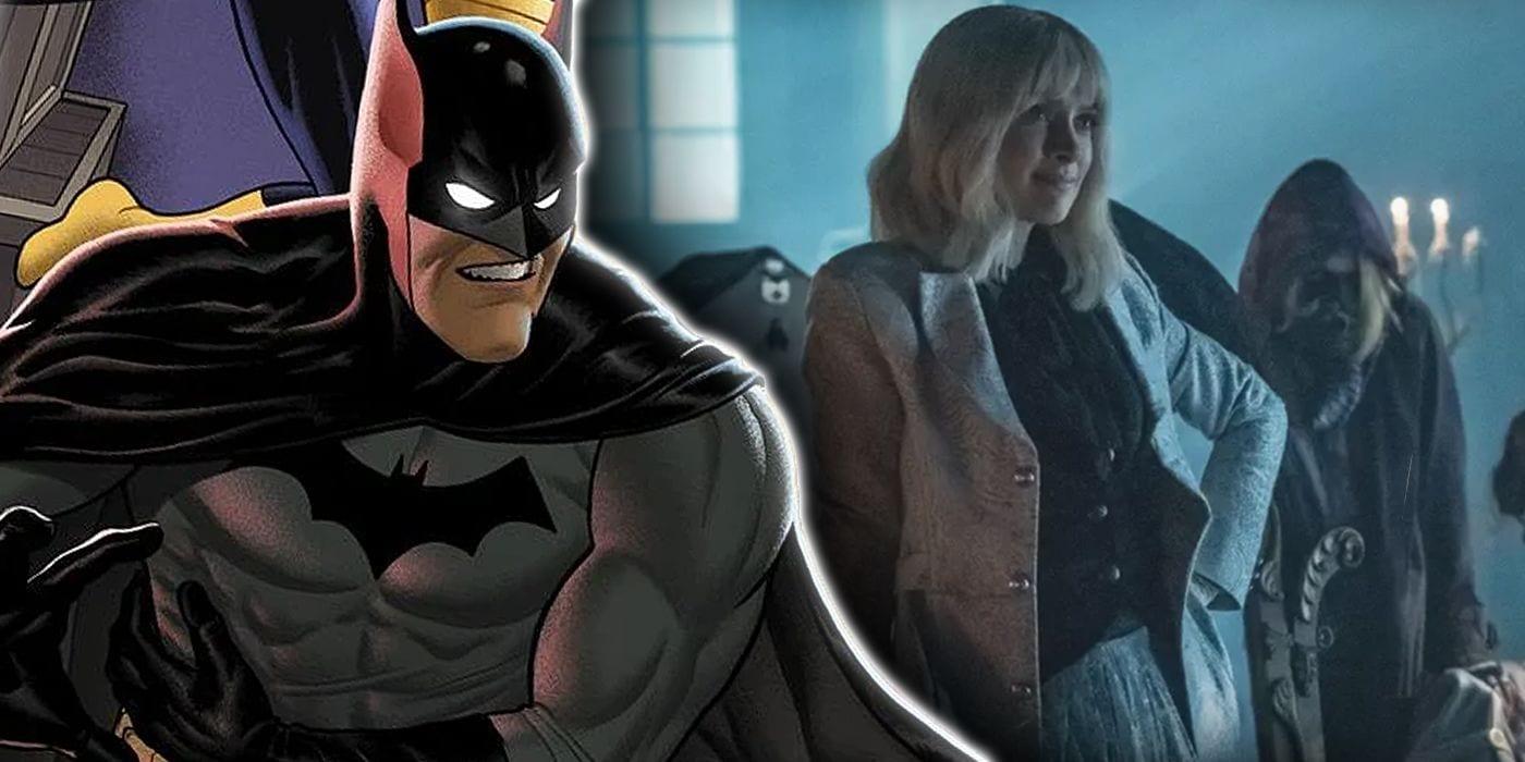 Batman: un equipo de Arrowverse Villain acaba de estallar en el universo animado de DC