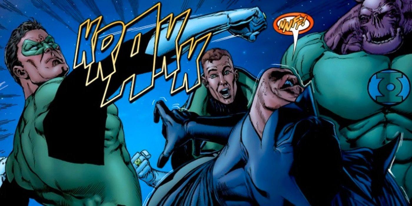 Batman vs. Linterna Verde: La rivalidad de la Liga de la Justicia FIERCE, explicada