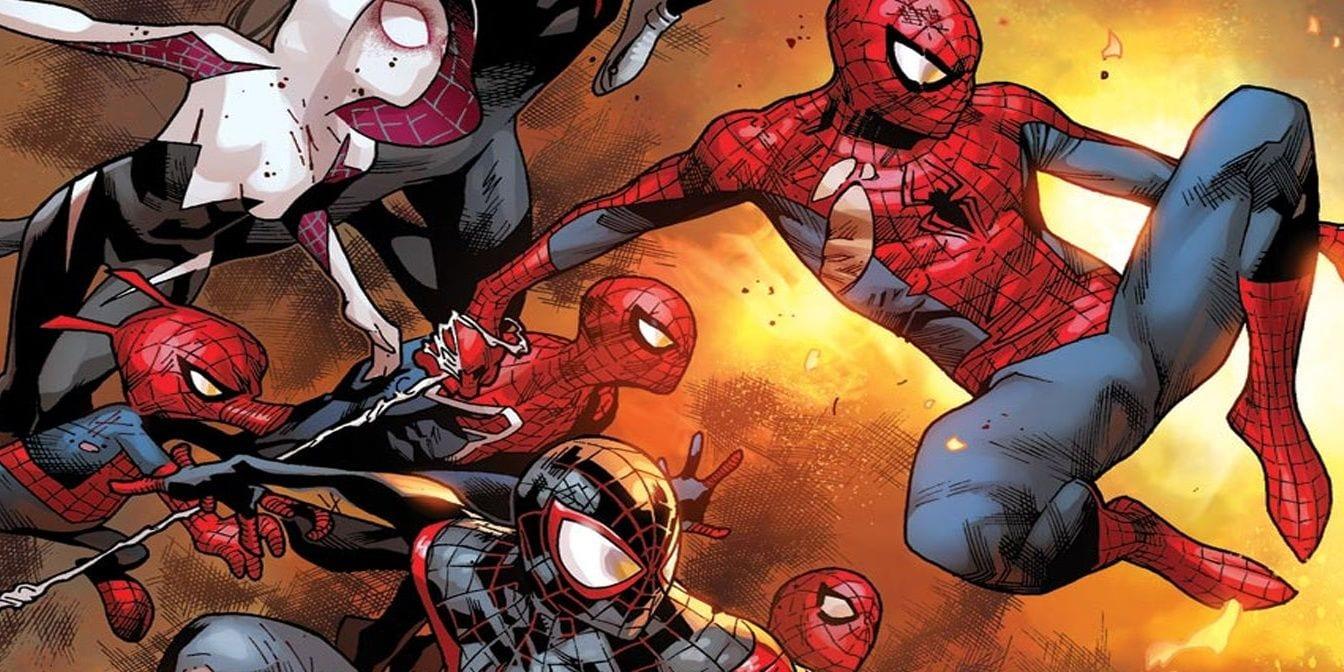 Beyond the Spider-Verse: los OTROS Vengadores que se unieron