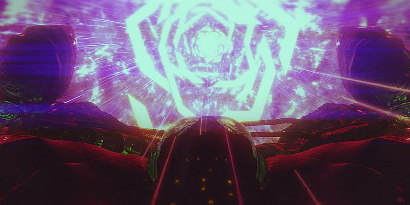 Blood Machines es Star Wars y Mandy ... en LSD