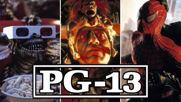 Cómo Hollywood atrapó el insecto PG-13