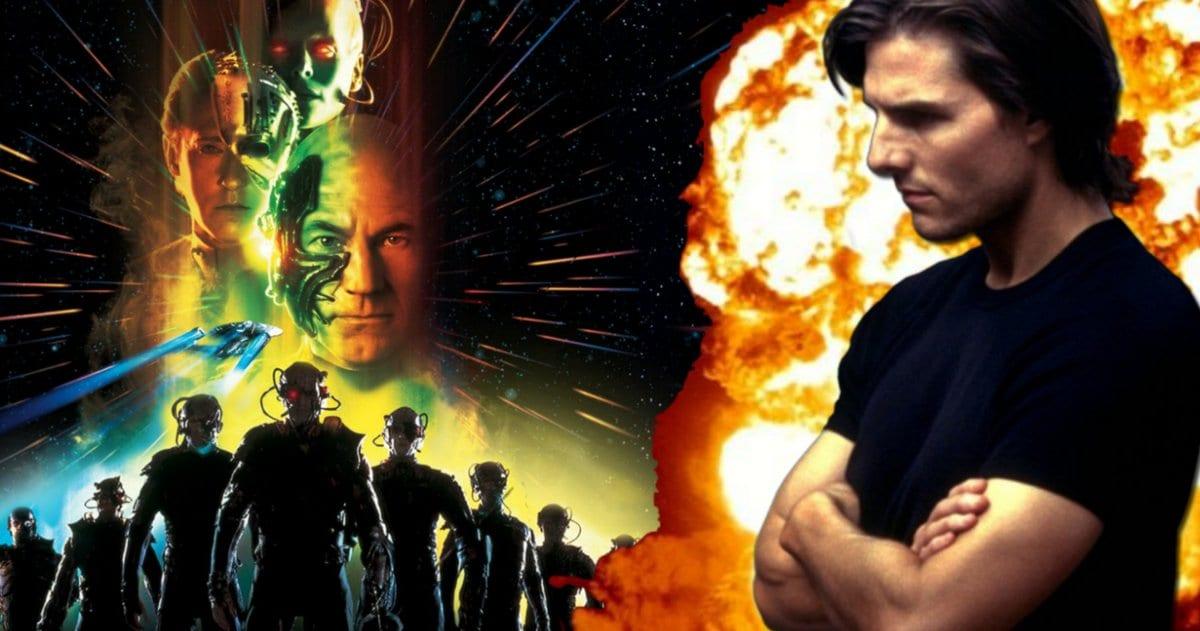 Cómo Star Trek ayudó a salvar Mission: Impossible 2