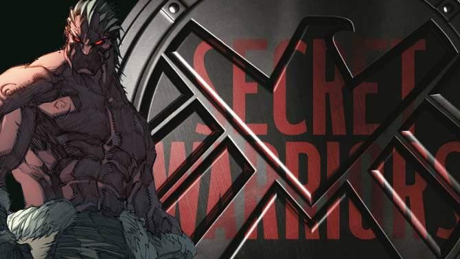 Conociendo a los agentes del nuevo villano de S.H.I.E.L.D .: Lash