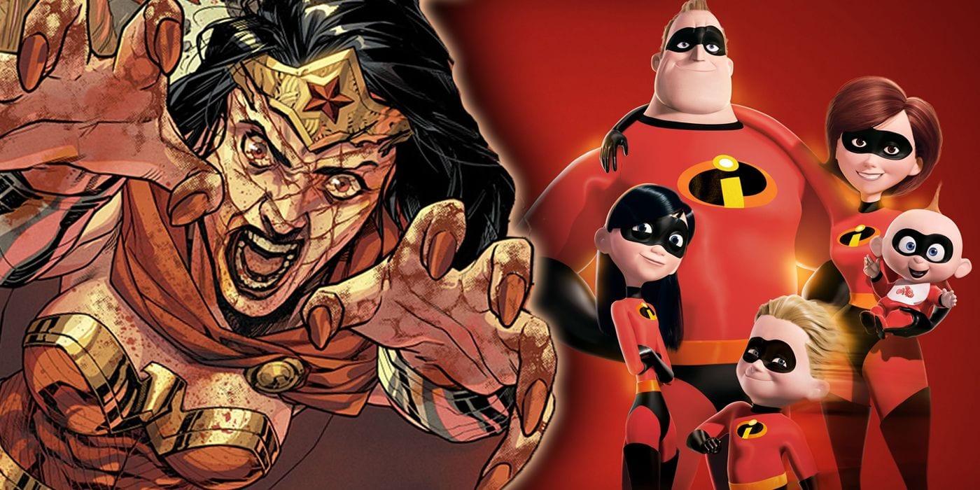 DCeased demuestra que The Incredibles tenía razón sobre las capas
