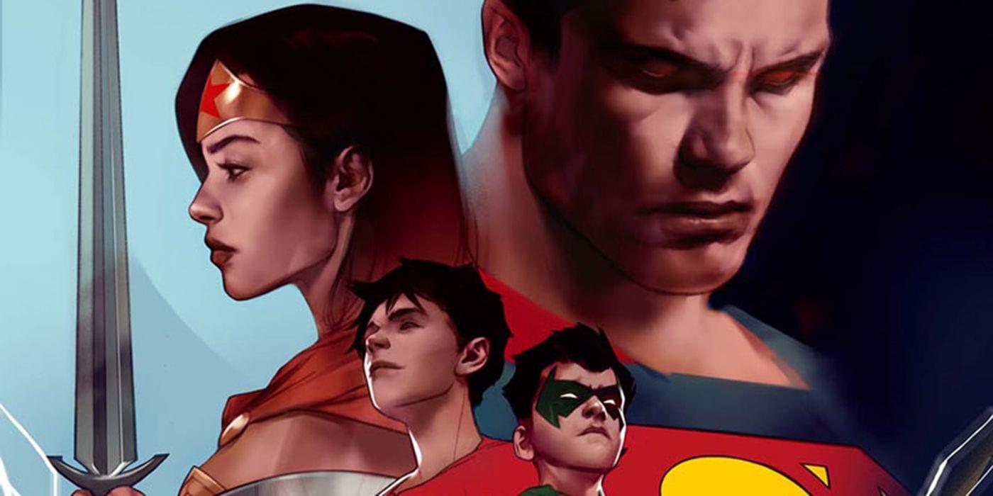 DCeased genera primer spin-off digital, esperanza en el fin del mundo