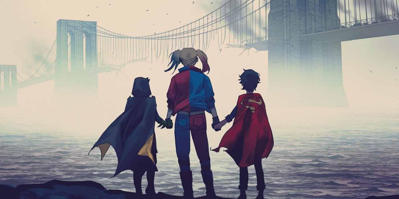 DCeased tiene tanto que ver con el legado como con los superhéroes zombis