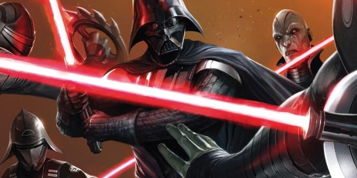 Darth Vader reveló por qué los villanos de Star Wars TV y videojuegos son tontos
