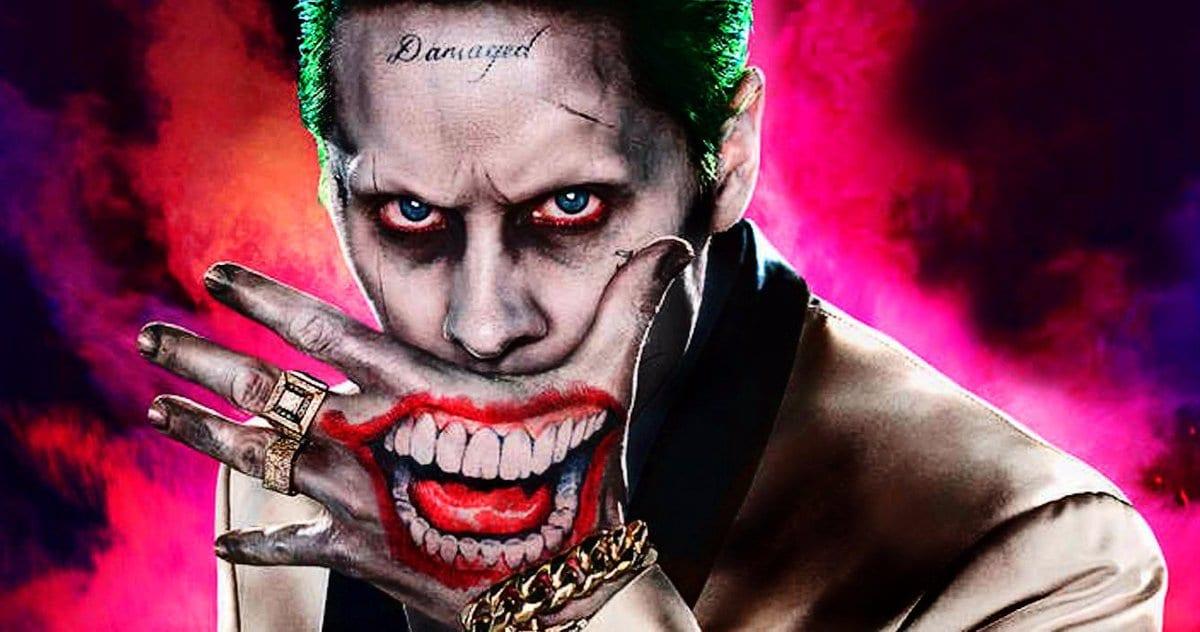 El director de Suicide Squad comparte un misterioso meme de Joker y obtiene #ReleaseTheAyerCut Trending