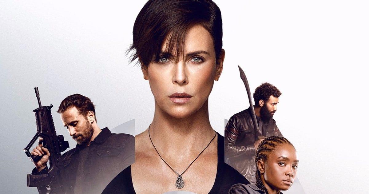 El póster de Old Guard tiene a Charlize Theron lista para la acción en Netflix este verano
