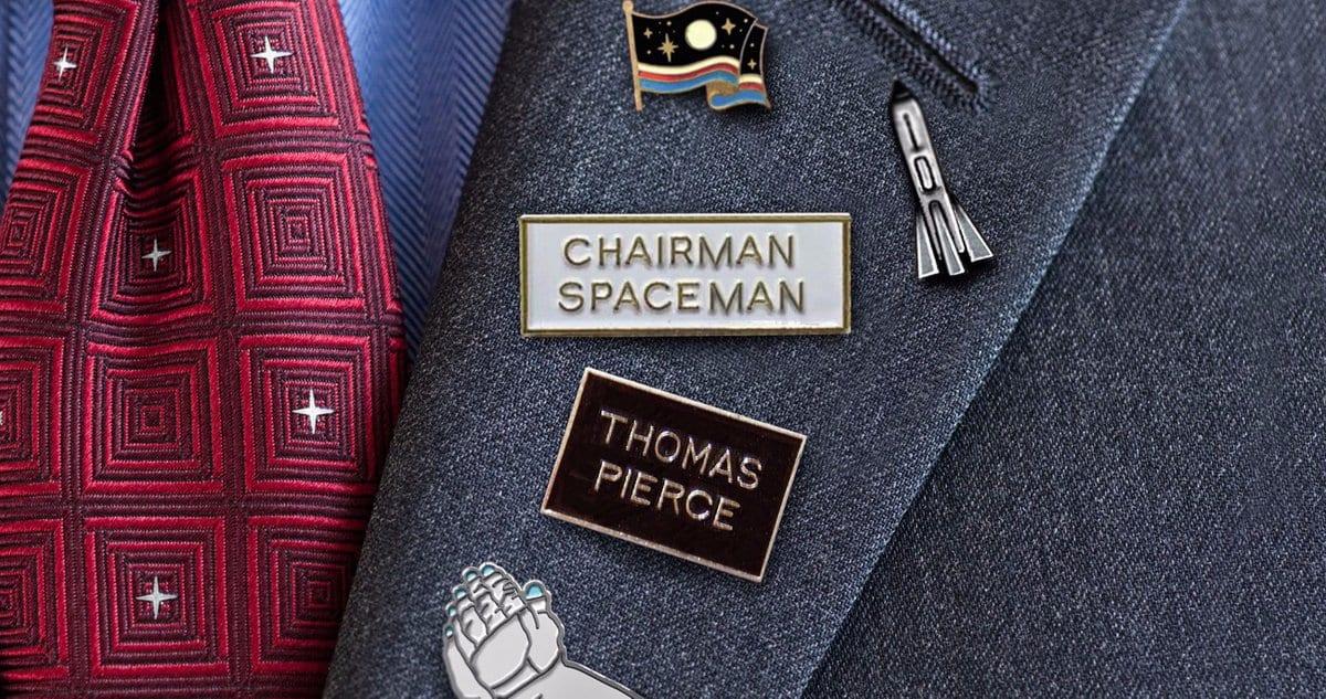 El presidente Spaceman trae a John Carter El director Andrew Stanton