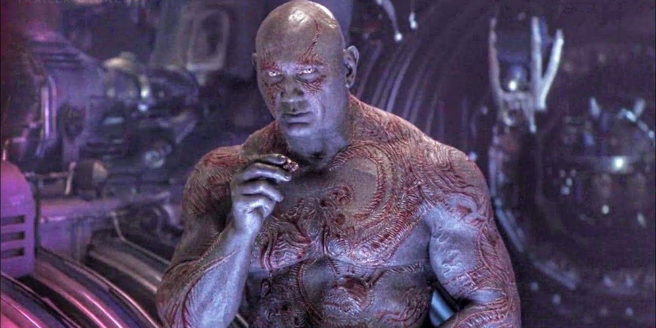 Esta teoría de los fanáticos de MCU explica PERFECTAMENTE por qué Drax pensó que era invisible