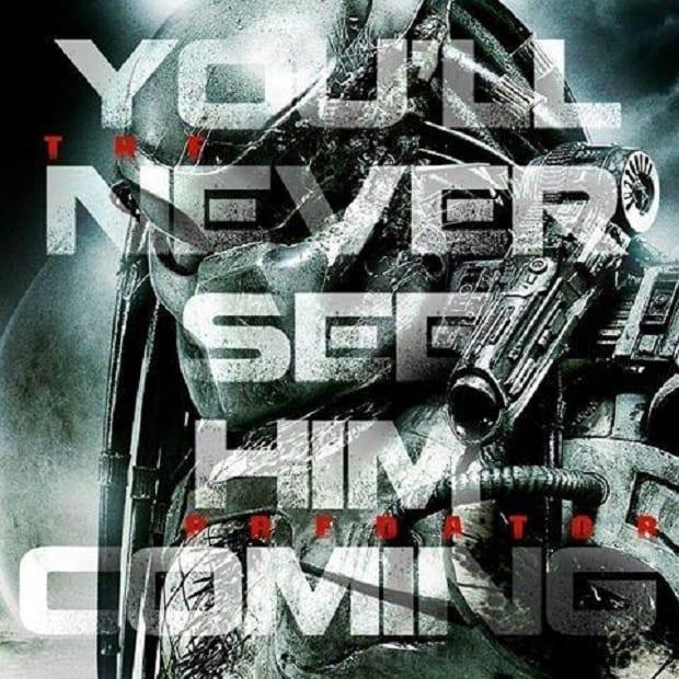 Exclusivo de Predator: Shane Black Talks R-Rating y más
