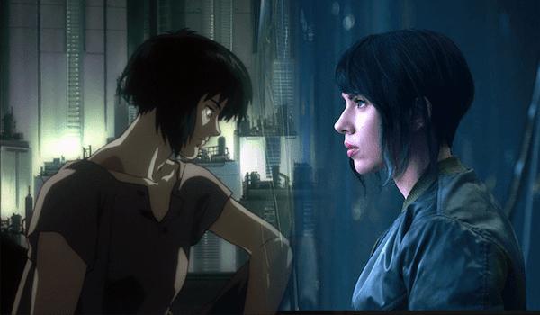 Ghost in the Shell: The American Remake es solo un fantasma del clásico japonés
