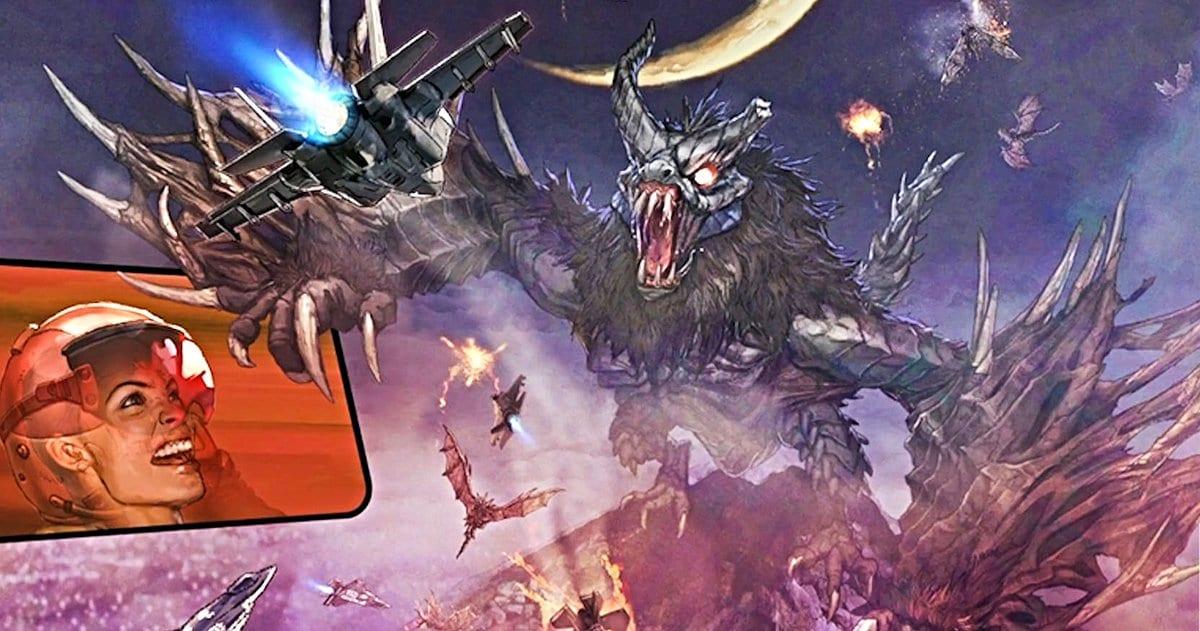 Godzilla vs. Kong Comic Art desata un nuevo titán de pesadilla