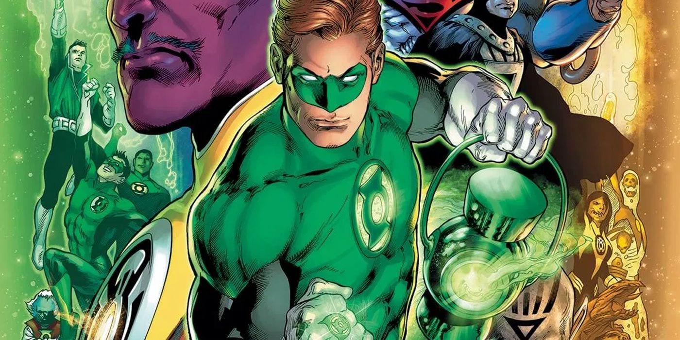 Green Lantern: Geoff Johns mira hacia atrás en su legado de DC, se burla de Reis Reunion
