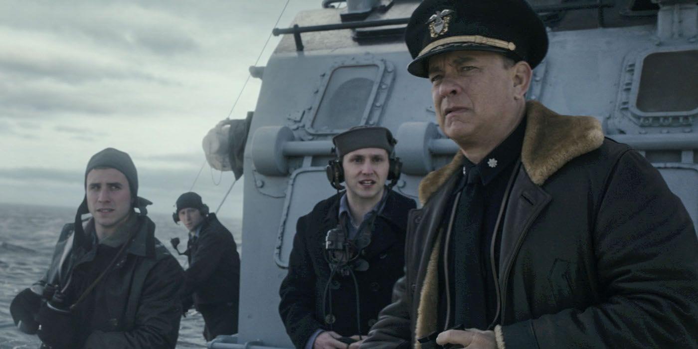 Greyhound: La película de la Segunda Guerra Mundial de Tom Hanks saltará a los cines, debutará en Apple TV +