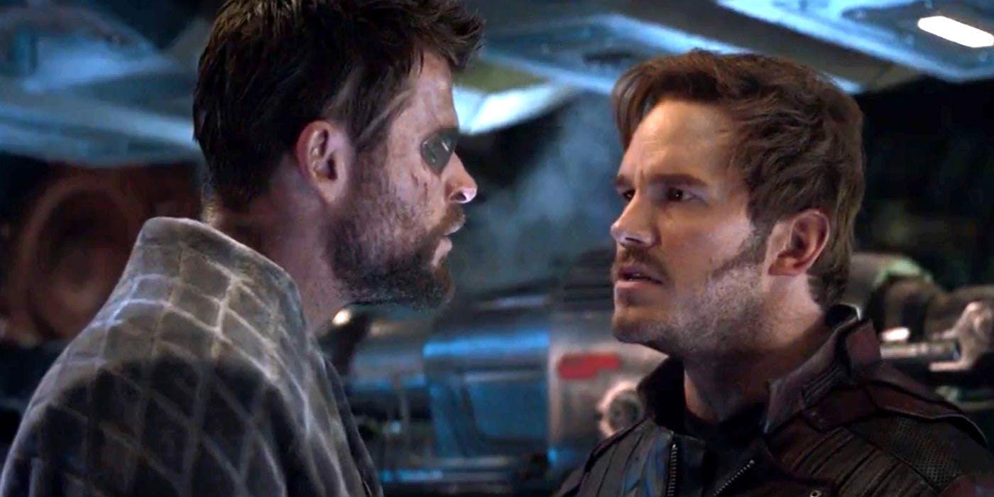 Guardianes de la galaxia vol. 3: ¿Es Thor también un guardián ...