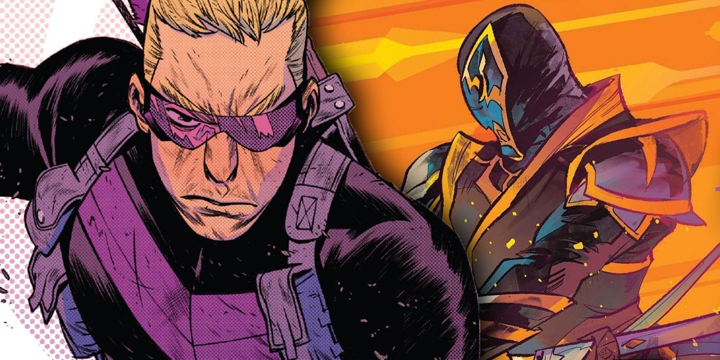 Hawkeye acaba de demostrar por qué es el vengador más desafortunado