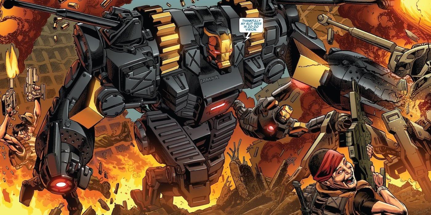 Iron Man: ¿Quién es Arno Stark?