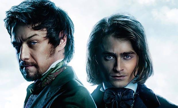 James McAvoy y Daniel Radcliffe hablan de darle vida a Victor Frankenstein en el siglo XXI