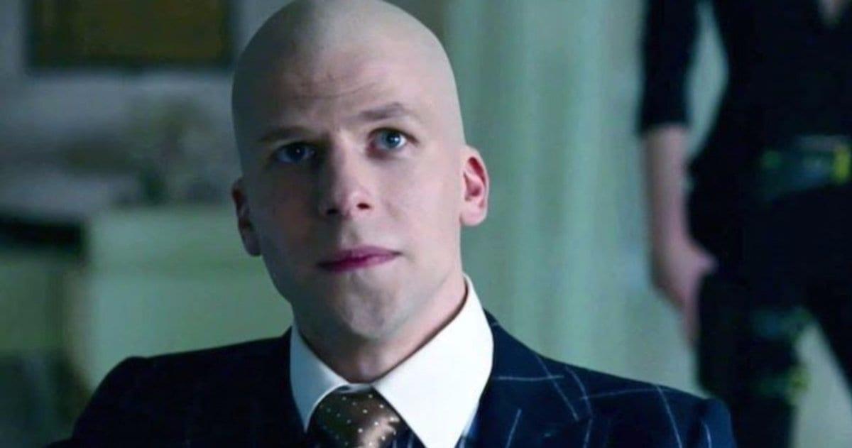 Jesse Eisenberg está contento con la Liga de la Justicia de Zack Snyder, dice que no tiene precedentes