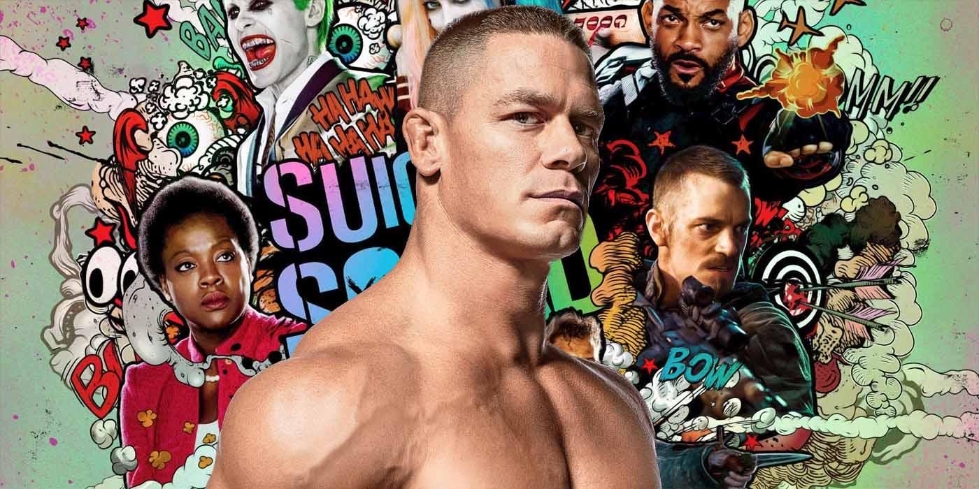 John Cena protagonizará el reinicio de Suicide Squad por James Gunn