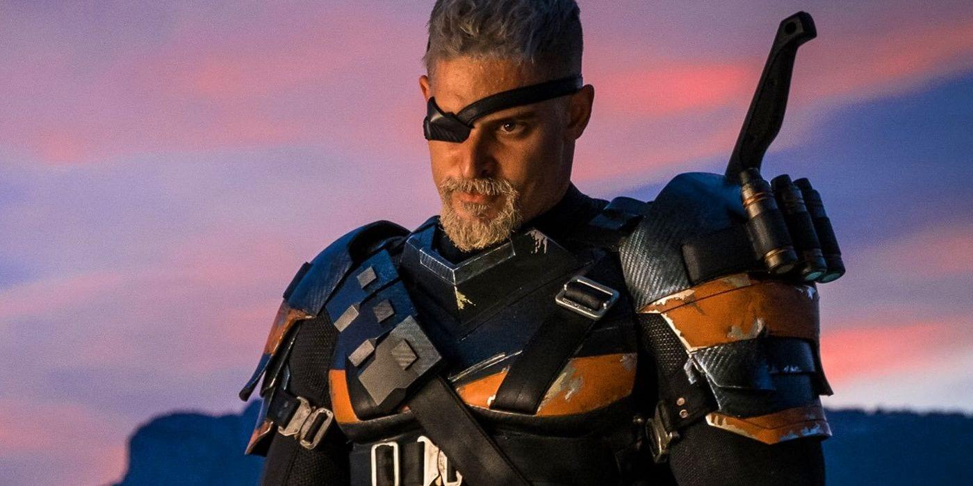 Justice League: Deathstroke Actor se burla de la escena de créditos 'Original'