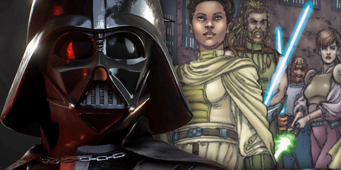 La SEGUNDA Purga Jedi de Star Wars: Darth Vader fue su pelea más brutal