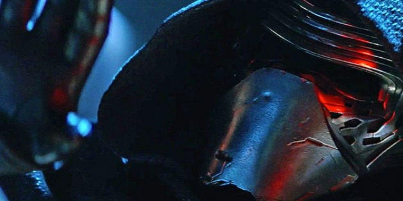 La armadura no utilizada de Kylo Ren habría combinado los dos mejores villanos de Star Wars