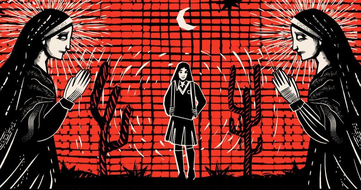 La película Nuestra Señora de las Lágrimas, basada en la vida real de Girlstown, viene de Blumhouse