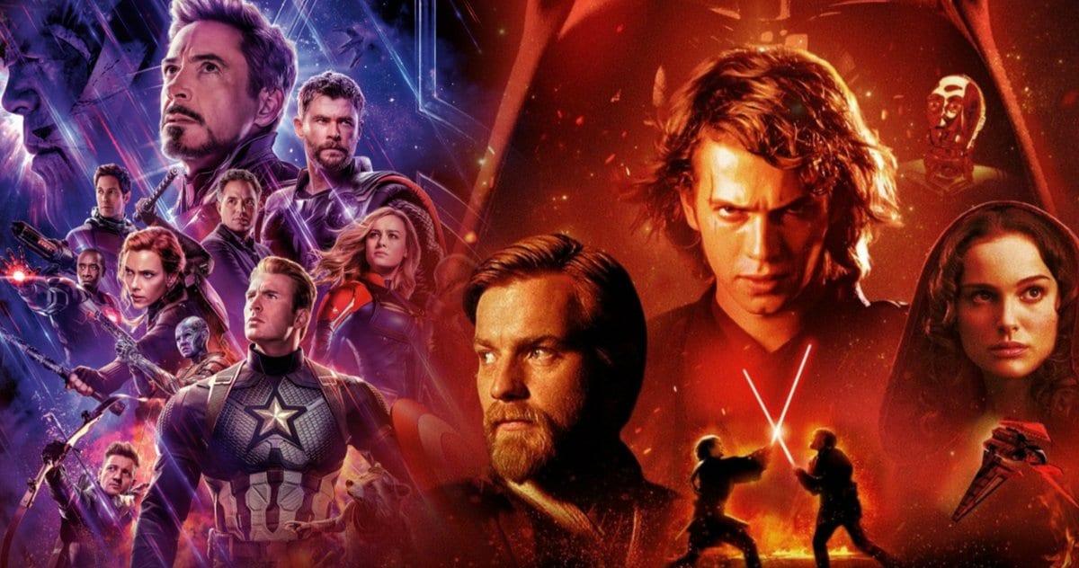 La venganza de los Sith destruye Avengers: Endgame in Summer Movie Poll