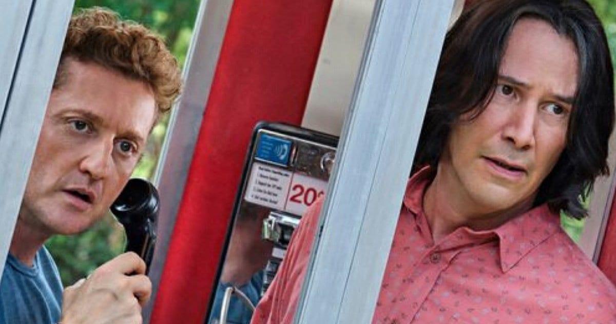 Las noticias de lanzamiento de Bill & Ted 3 llegarán pronto, Alex Winter dice 'Todo es genial'