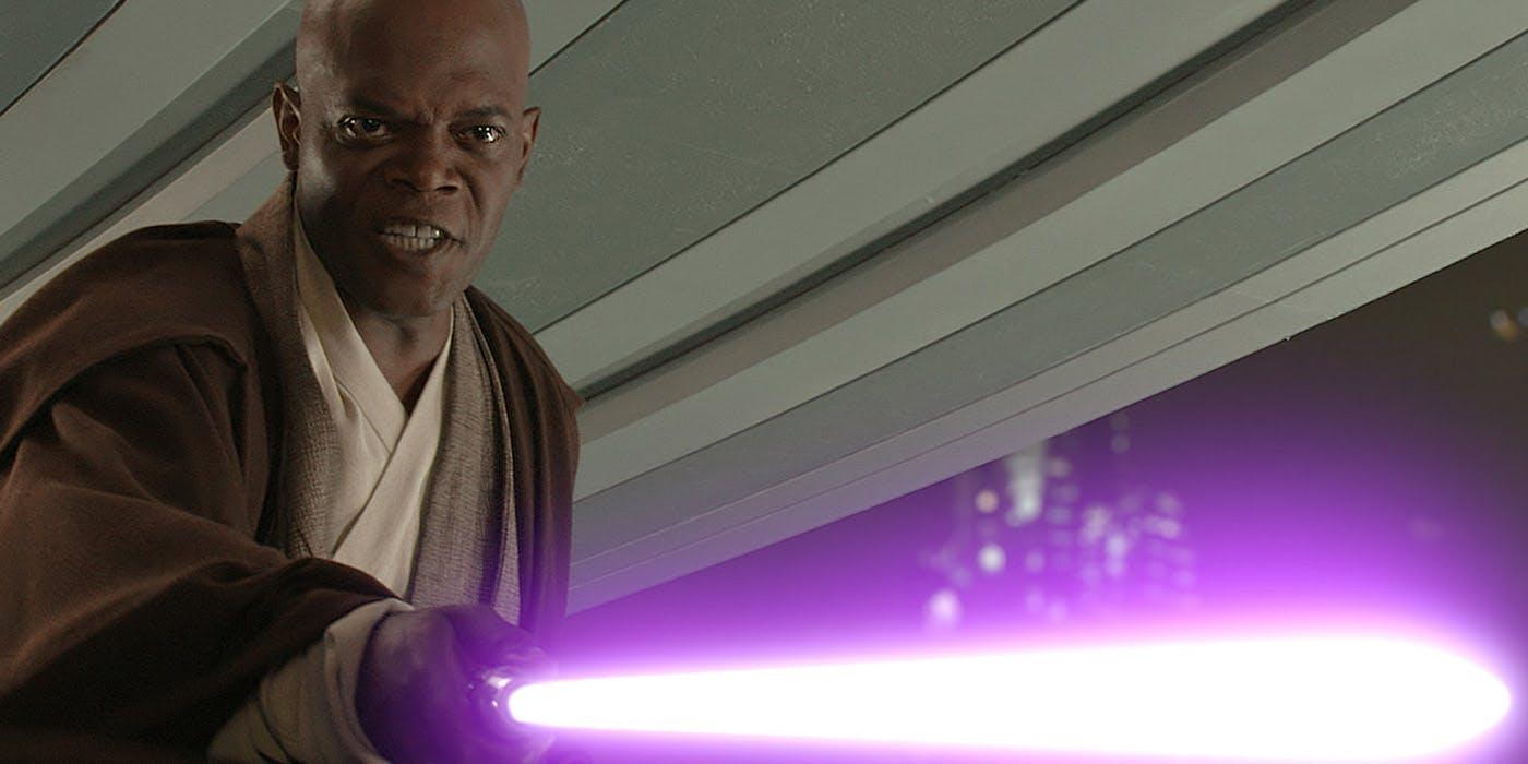 Lee mas     Películas La nueva teoría de Star Wars dice que Mace Windu podría haber sido peor que Palpatine 2 de mayo de 2020