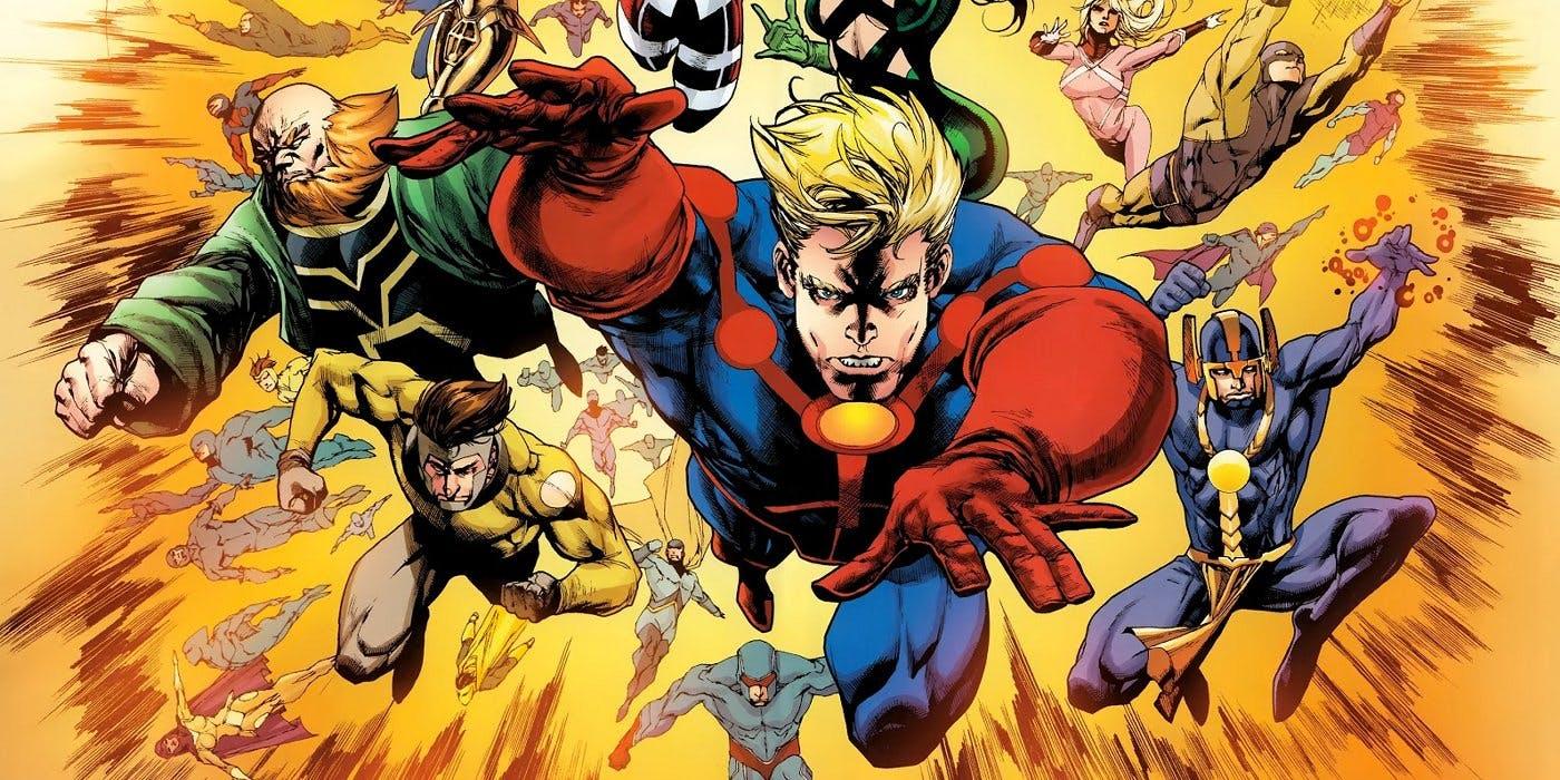 Lee mas     Películas Según los informes, Marvel ama la actuación de Richard Madden en The Eternals 19 de mayo de 2020