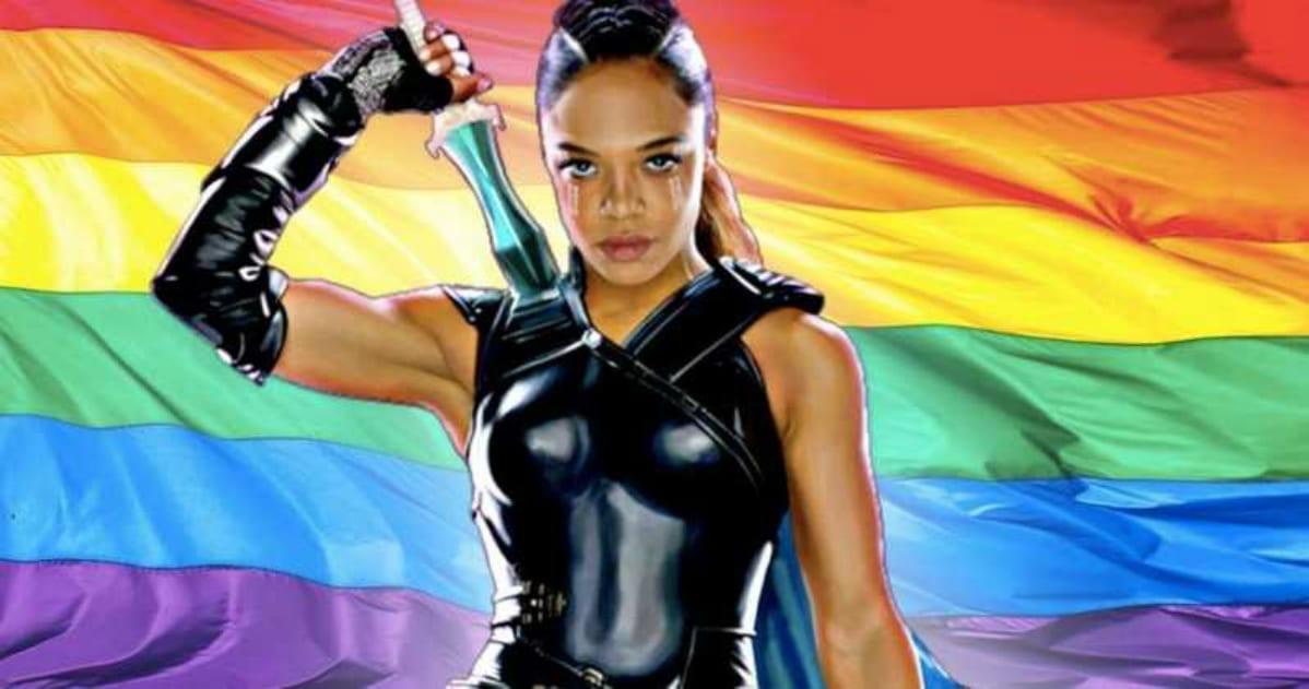Lee mas     Películas Valkyrie, según los informes, se enamorará de [SPOILERS] En Thor: amor y trueno 23 de mayo de 2020