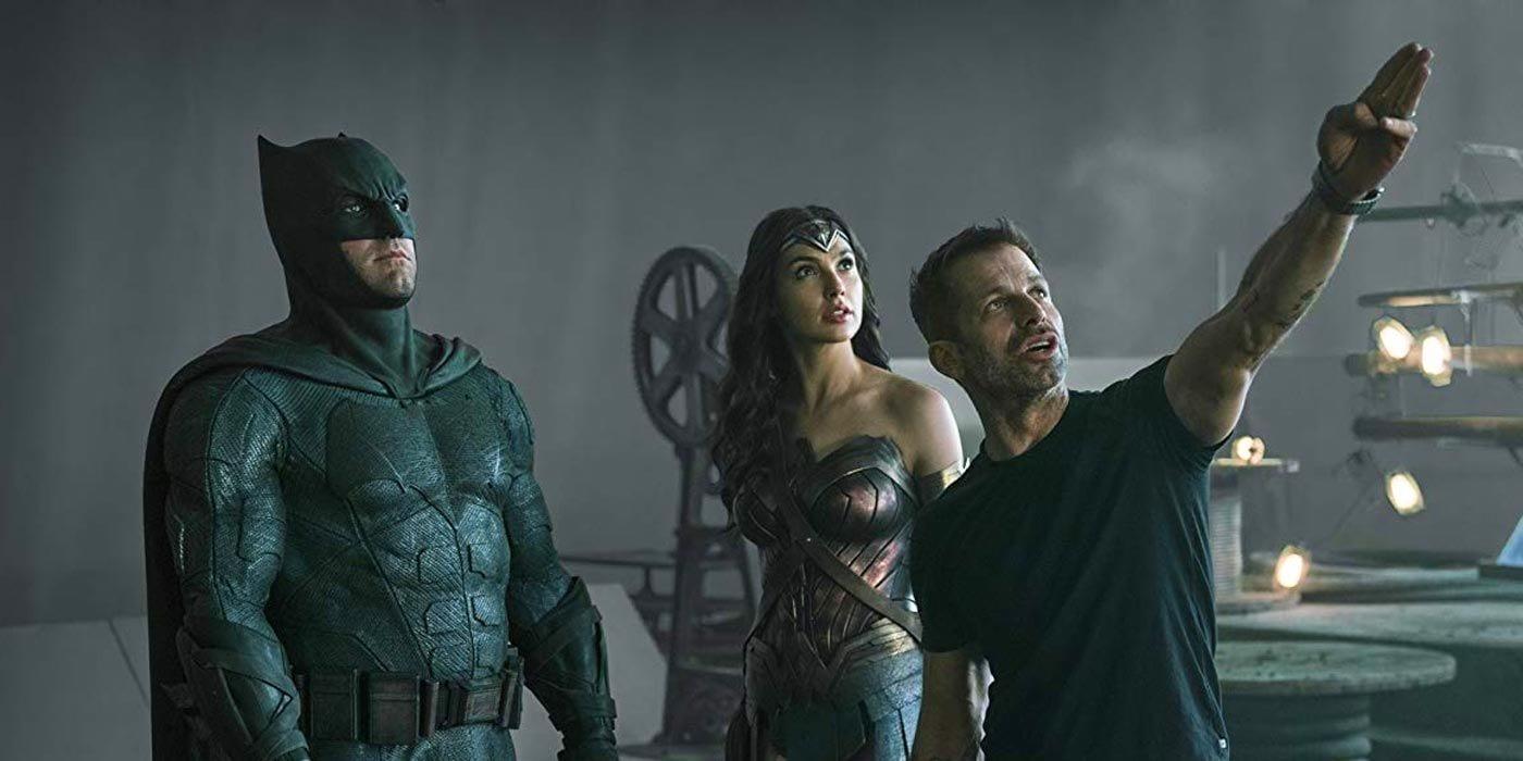 Liga de la Justicia: Zack Snyder realizó una investigación de corte privada de Snyder para ejecutivos de DC