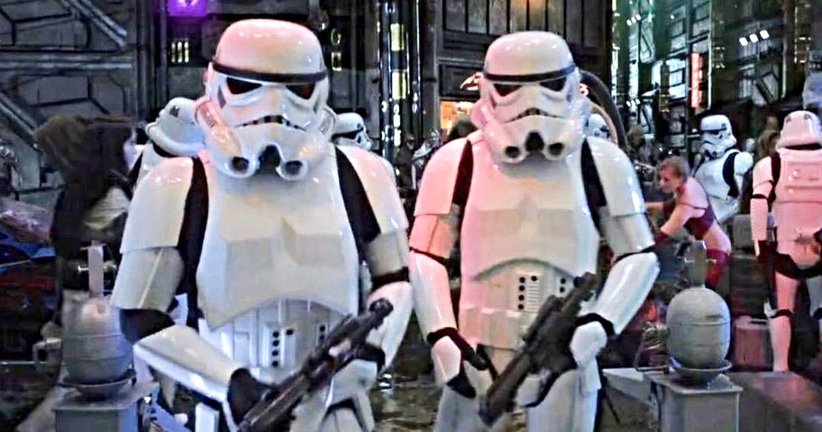 Los nuevos detalles de Star Wars: Underworld arrojan luz en un programa de televisión de acción en vivo desguazado