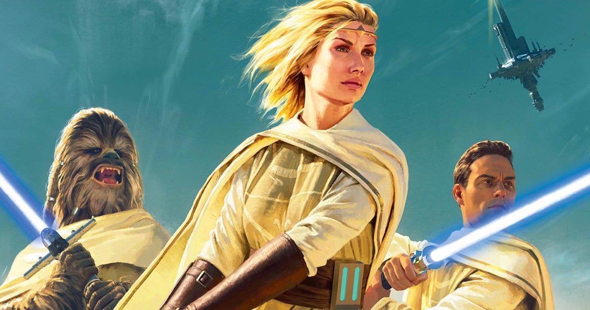 Los primeros libros de Star Wars: The High Republic se retrasan por Lucasfilm